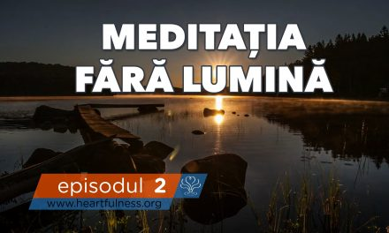 Meditația fără lumină