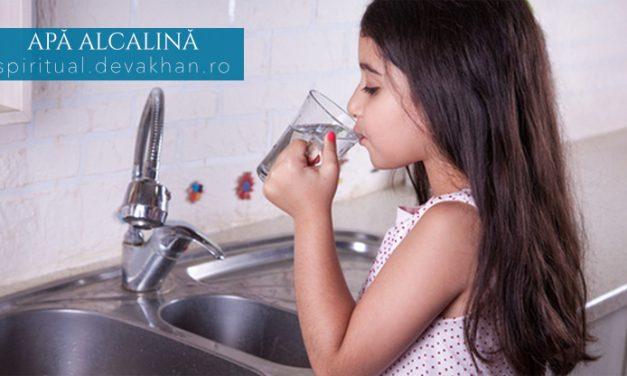 Apa alcalină și problemele sistemului digestiv