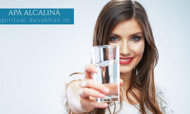 Apa alcalină și alergiile