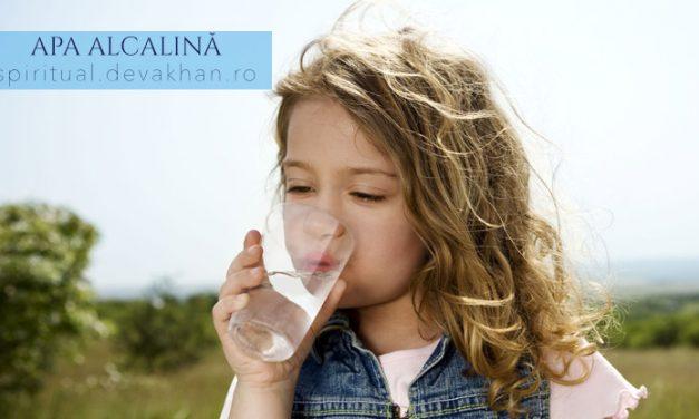 Apa alcalină și bolile de rinichi