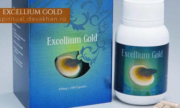 Excellium Gold – supliment nutritiv de la Gano Excel