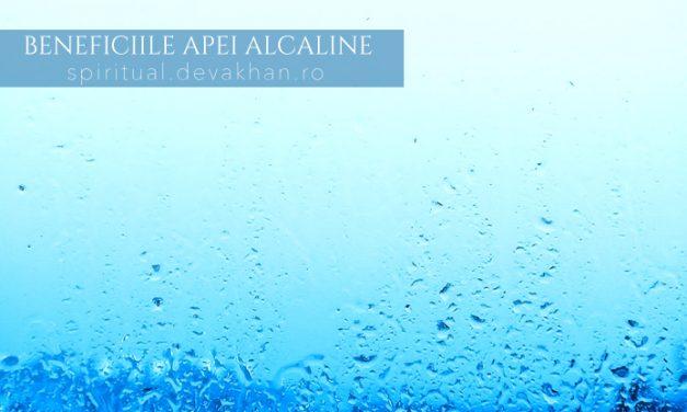 Apa alcalină și refluxul gastroesofagian