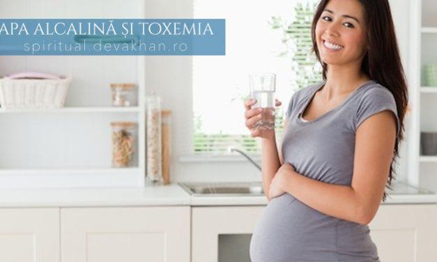 Apa alcalină și toxemia gravidică (preeclampsia)