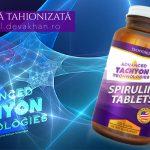 Spirulină tahionizată 200 tablete